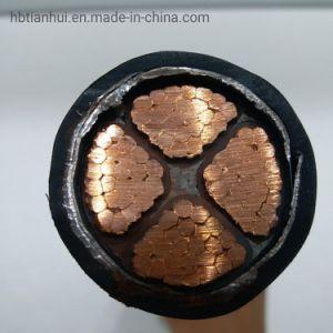Câble d'alimentation de cuivre souple en polyéthylène réticulé conducteur isolé 5 câble d'alimentation de base (YJV/YJLV) isolés de PVC Câble électrique