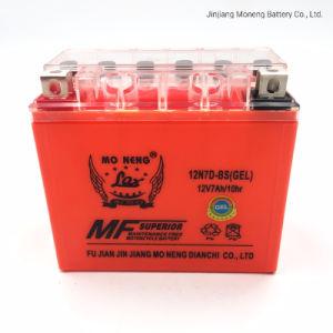 12n7d-BS Gel Desportos de energia ativado de fábrica da Mf Bateria Motociclo