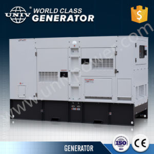 150kVA 120kw 50Hzの極度の無声発電機(UDY120E)