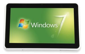 PC van de tablet met multi-Aanraking