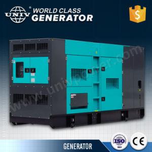 Motor diesel de fábrica da marca UNIV 1500 kVA insonorizado gerador diesel
