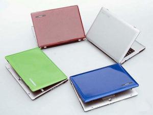 7 Zoll-Laptop