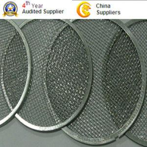El filtro de malla de acero inoxidable, el filtro de pantalla, disco de filtro (TYE-24)