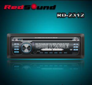 Solo DIN Car DVD Player con MP3