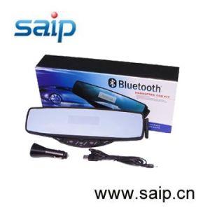 Kit voiture mains libres Bluetooth Rétroviseur Sp08