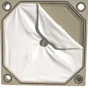 Фильтр из полипропилена тканью