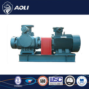 2h 2w Twin Screw Pump