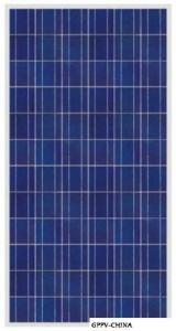 Sonnenkollektoren 265-275W Poly (GPM260P-B-72)