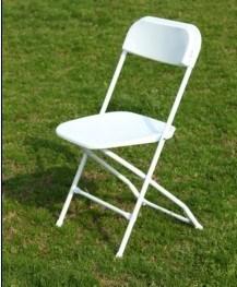Church를 위한 백색 정원 Folding Chair
