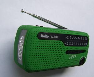 2015 جديدة أسلوب مولّد شمسيّ يزوّد راديو مع 3 [لد] مصباح كهربائيّ