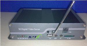 Analoge Kamera-Vierkanaleingangs-videokodierer, videobediener