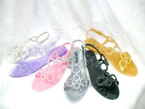 Sandales en PVC - 1