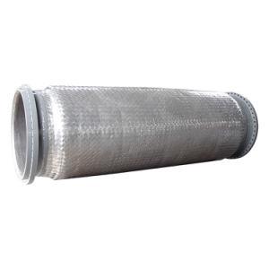 Edelstahl-Metallflexibler umsponnener Schlauch