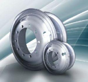 OEM / Tube Tubeless Jante de roue en acier utilisés pour les camions et autobus Fotan Toyota / / / / Hino Suzu Auman fabricant