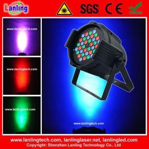 RGB LED de interior de la luz de discoteca PAR
