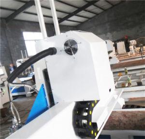 Nuevo diseño del cilindro grabado en madera Router CNC