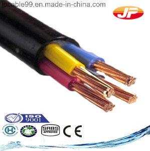 450/750V~0.6/1kv Conductor de cobre aislados en PVC y de la funda del cable de mando blindado de cinta de acero