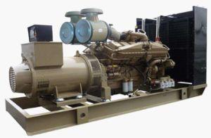 De diesel Reeks van de Generator