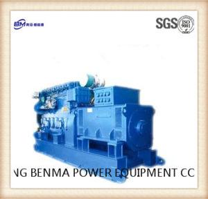 12 O curso do cilindro 4 Gerador Marinho com identificação ISO