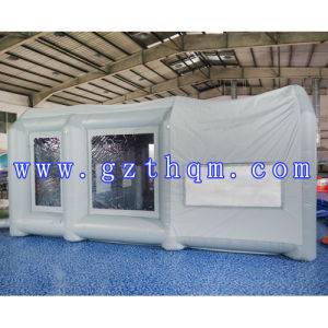 Tenda gonfiabile della vernice di spruzzo del PVC/tenda gonfiabile della cupola del cubo Tent/Inflatable