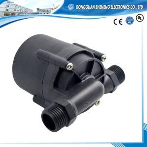 음식 급료 Solor 온수기 또는 공기 에너지 온수기 물 분배기를 위한 마이크로 DC 펌프