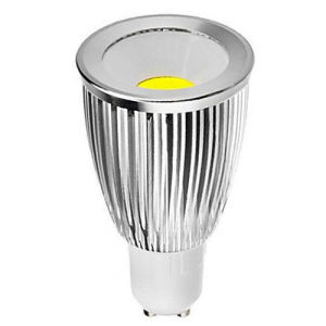 9W GU10 Warm White 3000k COB Spotlight Lamp