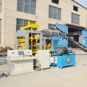 Máquina de bloco de concreto10-15 Qt/ Preço de máquina para fabricação de tijolos