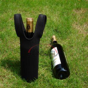 Sac fourre-tout, nouvelle conception en néoprène Refroidisseur de bouteille de vin (BC0026)