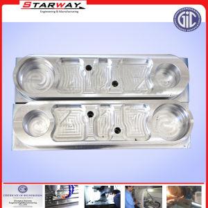 Kundenspezifisches Aluminiumauto-Teil mit CNC-maschinell bearbeitenservice