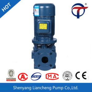 Irg 120度の縦の管の遠心熱湯ポンプ