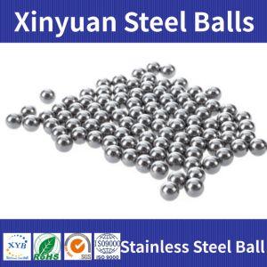 Sfera austenitica 2mm/3mm/4mm/12.7mm dell'acciaio inossidabile di AISI316/316L con alta resistenza della corrosione per le applicazioni della bottiglia di profumo