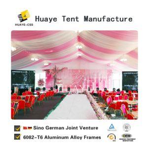 Nova Parede ABS casamento festa tenda para 600 pessoas