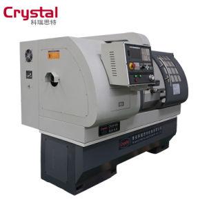 Horiozntal 저가 CNC 기계 자동적인 선반 (CK6140A)