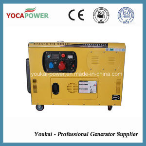 Электрический малых 10 ква однофазный бесшумный дизельных генераторных установках