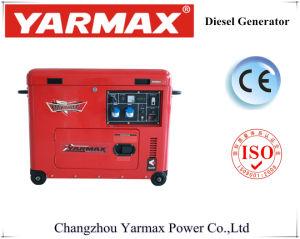 generatore del diesel di uso della casa di monofase 3kVA