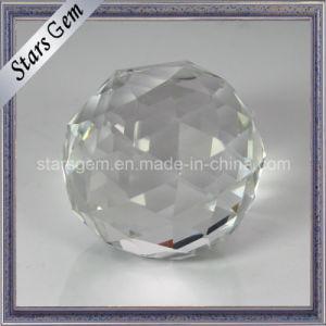 La pureza de la transparencia de Corte de Bola de cristal redondo facetas