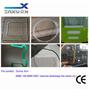 Zxx-9015 mini routeur CNC au Cabinet pour la fabrication du verre