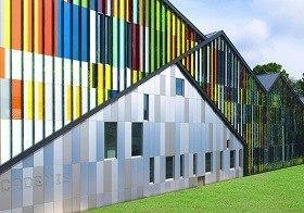 Het Samengestelde Comité van het Aluminium van het Gebruik van de Decoratie van de Bekleding van de muur