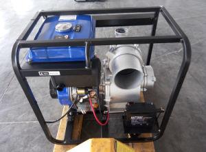 6 pulgadas de la llave de centrífuga de una etapa de la bomba de agua de riego de gasóleo de uso