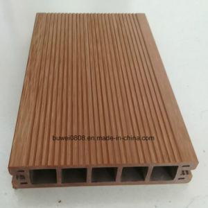de Openlucht Houten Plastic Samengestelde Vloer Decking van 140X25mm