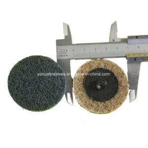 Não Tecidos Speed-Fix Nylon Disco de Mudança Rápida para Rebolo