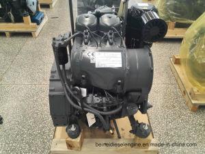 구체 펌프 2300rpm를 위한 디젤 엔진 Beinei 공기에 의하여 냉각되는 F2l912