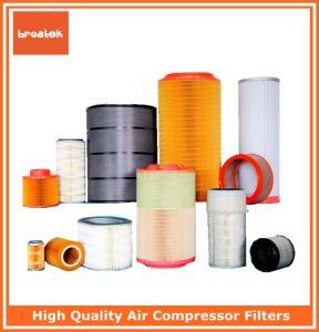 Élément de filtre de remplacement pour compresseur à air Atlascopco (partie 1619126900)