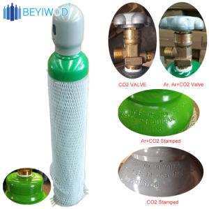 Cilindro di ossigeno d'acciaio ad alta pressione della bombola per gas del CO2 dell'argon con il prezzo di fabbrica