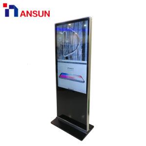 Сети WiFi USB сенсорный экран ЖК-дисплей для Digital Signage выставки