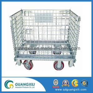 De opheffende Carrier van de Pallet van het Netwerk van het Type voor Grootte is 1200*1000*890