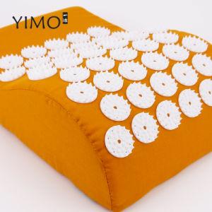 Il cuscino di agopuntura di massaggio per si distende