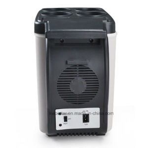 Frío o caliente Mini Coche o Casa 6L Coche refrigerador