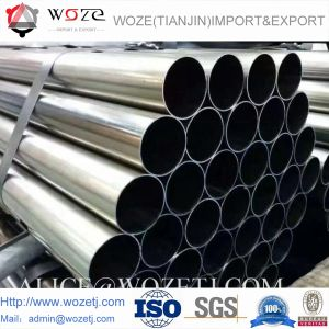 AISIのSU 304のステンレス鋼の管の値段表
