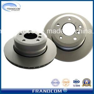 Sistema de Freio OEM de autopeças do Rotor do Disco de Freio para a BMW E60e61